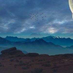 Científicos hallan sistema de tres planetas con huellas de agua