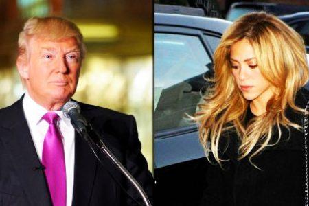 """Shakira contra Trump: """"Ataca contra los seres humanos"""""""