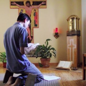 Cuando le rezamos a Dios
