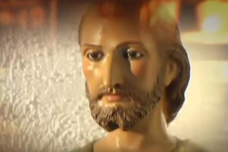 La historia divina de San Judas Tadeo