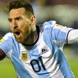 Messi regresó para meter a Argentina en Rusia 2018