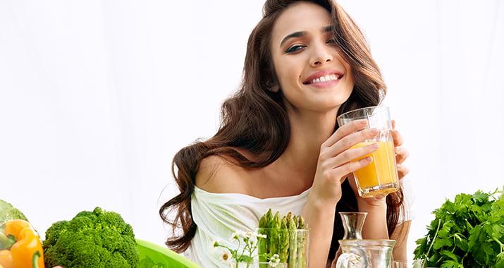 Los 5 alimentos más saludables para mantener el cabello brillante y fuerte
