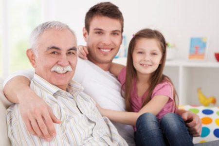 Abuelos, padres y nietos: Cómo evitar los conflictos