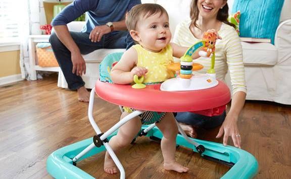 Consejos para elegir un andador para su bebé