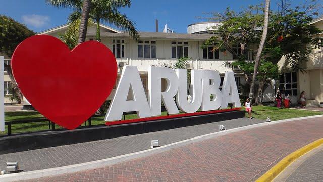 Vacaciones soñadas, un viaje a Aruba
